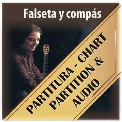 """""""Rebelde"""" Falseta 8 y Compás 5"""