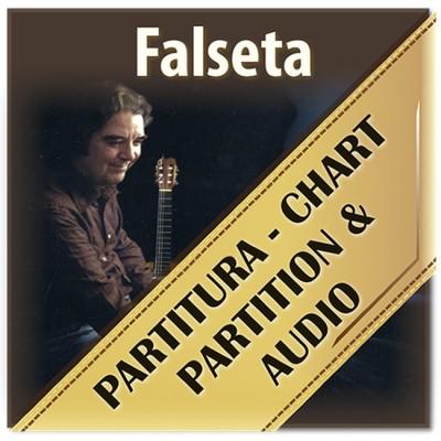 """""""Piel de toro"""" (Rumba) - Falseta 1b"""