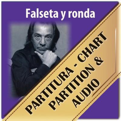 """""""Como un fandango"""" (Tanguillos) - falseta 7 ronda 1"""