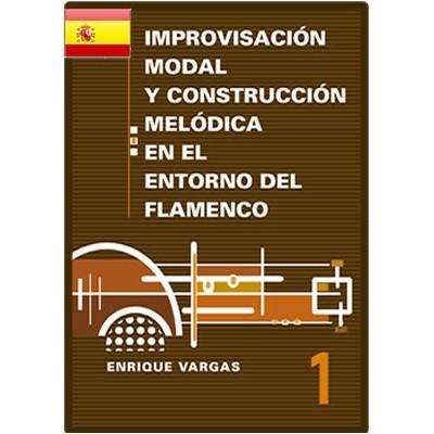 """Libro 1: """"Aspectos melódicos y armónicos de los 7 modos básicos"""" (Español)"""